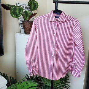 Faconnable Slim Fit Cotton Shirt